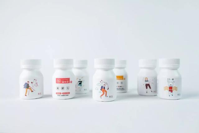 来自台湾的ZTUAN保健品包装设计(图6)