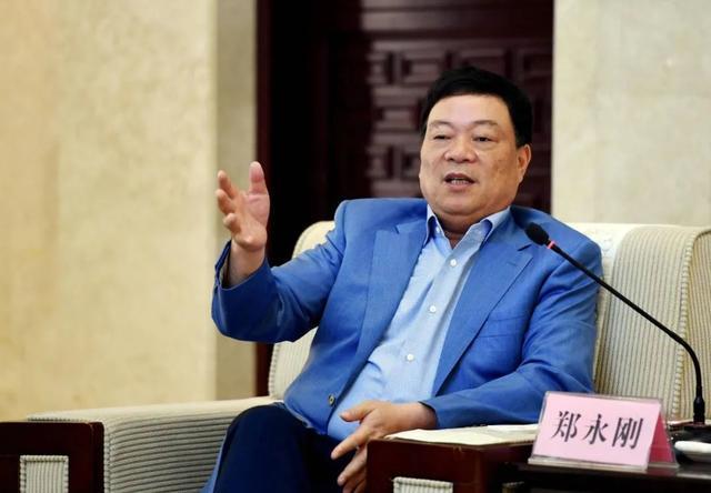 郑永刚以105亿的身家走上富豪排行榜370名