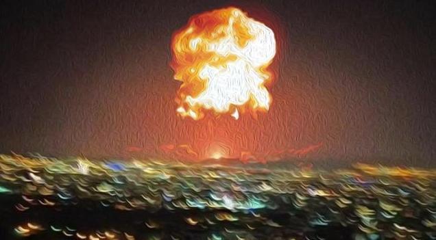 袭击突然降临!导弹夜间来袭,大马士革猝不及防多个目标被击中