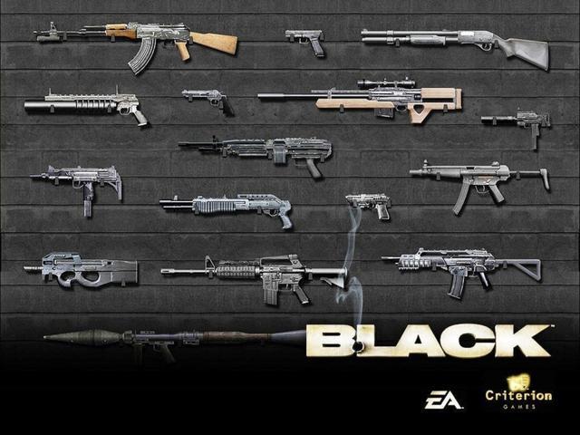 怀旧游戏推荐:PS2时代最强黑马级FPS——《黑煞》插图5