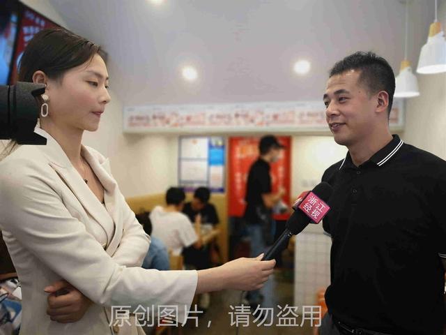浙江经视采访喜仕屋运营总监