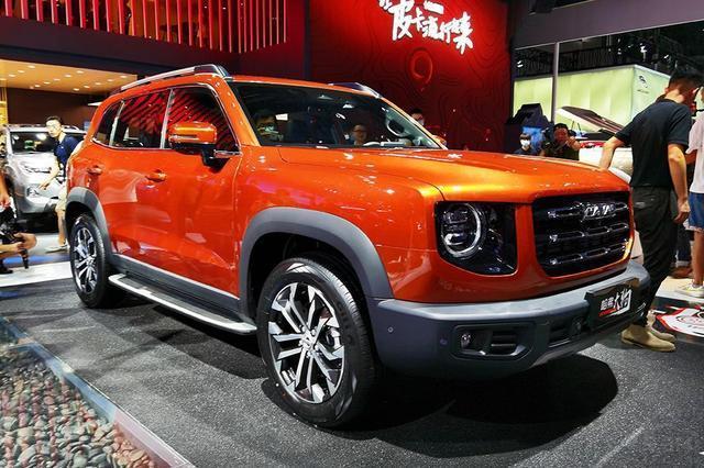 哈弗大狗推出4款1.5T車型 預售價最貴14.6萬元