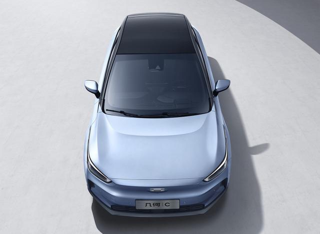 新能源将成为未来主流,热门紧凑纯电SUV推荐插图11