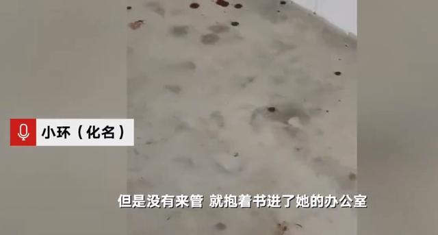 贵州一女学生校内遭多名男生持钢管殴打 称向路过老师求助被无视 班主任:可能没听到 全球新闻风头榜 第6张