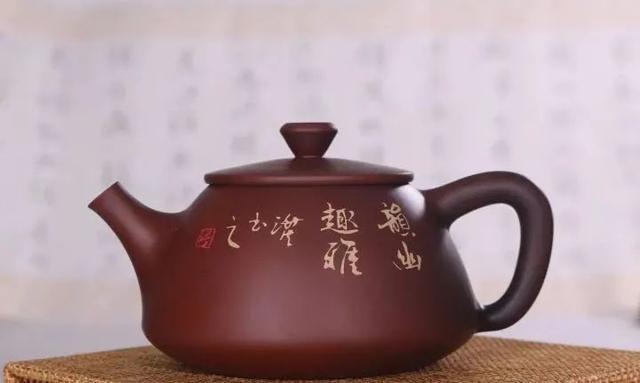 紫陶石瓢壶之美 紫陶特点-第4张