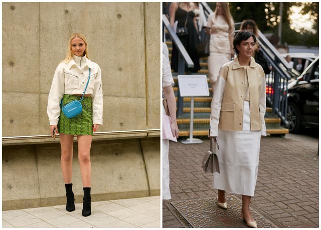 秋季想要穿出新鲜感,不如换件工装夹克,气质丰富款式还多样-第7张
