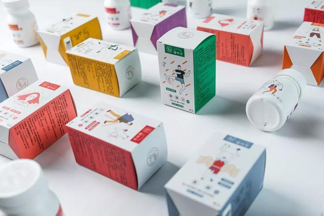 来自台湾的ZTUAN保健品包装设计(图7)