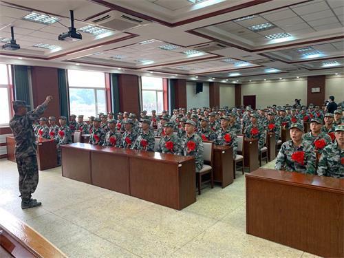 唐山市丰南区举行2020年度新兵入伍欢送大会-第2张