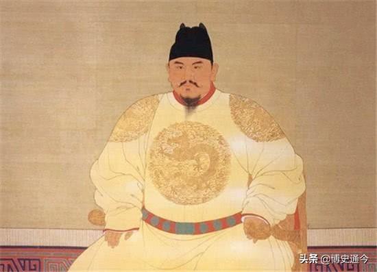 朱元璋34功臣下场,朱元璋给功臣派名次,34岁大臣排最后一名,第二年战死沙场