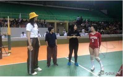 """中国女排""""仇人""""中道瞳再见惠若琪:没想到在这里和伟大的人相遇-第2张"""