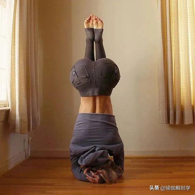 6 个瑜伽体式,全方位翘臀效果杠杠滴-服务大众健康生活