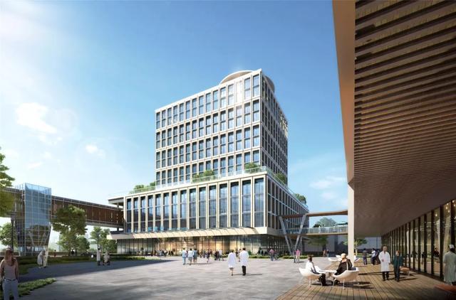 金华中心医院扩建征收入户评估完成率达100%!新建效果图公布