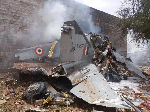 印度空军多不靠谱?组建到现在坠毁千架战机,三分之一和操作有关-第4张