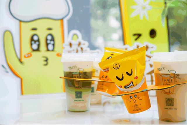 茶饮行业又一惊喜操作,奶茶门店升级还在继续(图8)