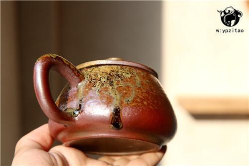 柴烧壶泡茶好在哪里?附上可自行对比方法 紫陶特点-第7张