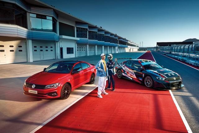 上汽大众大众品牌携全新展车阵容闪耀2020北京车展