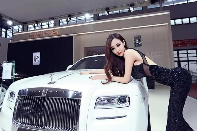 时尚迷人车模,不仅美更是迷人!插图8