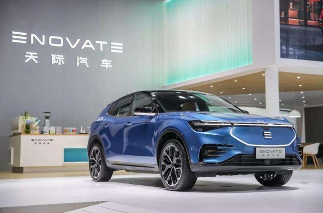 北京车展观赏指南,四家造车新势力同台竞技,到底谁更有看点?
