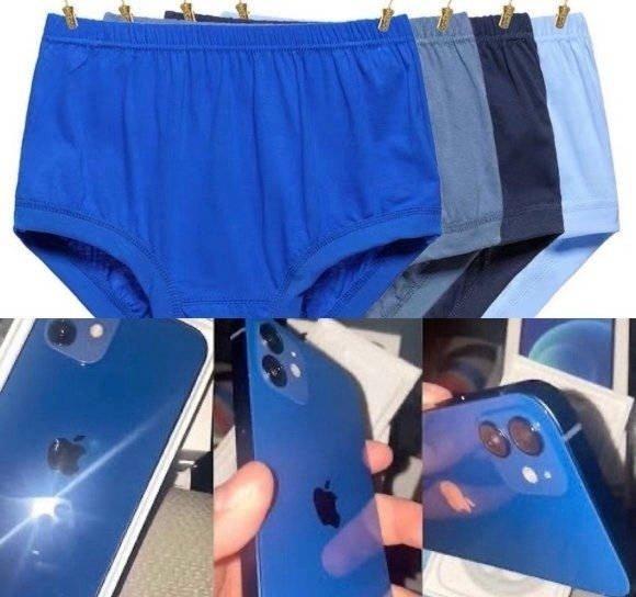iPhone12蓝色被疯狂吐槽,颜色神似垃圾桶,有人已退货 全球新闻风头榜 第3张