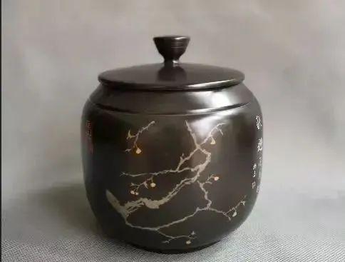 紫陶罐上的装饰——春夏秋冬 紫陶特点-第9张