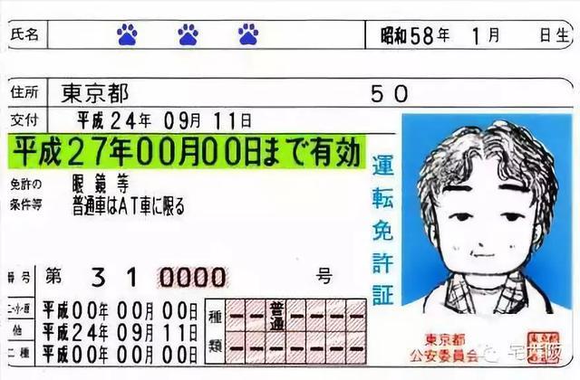 中国驾照换日本驾照攻略及日本交规常识插图(8)