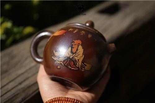 新手从哪几方面选购建水紫陶壶? 紫陶特点-第5张