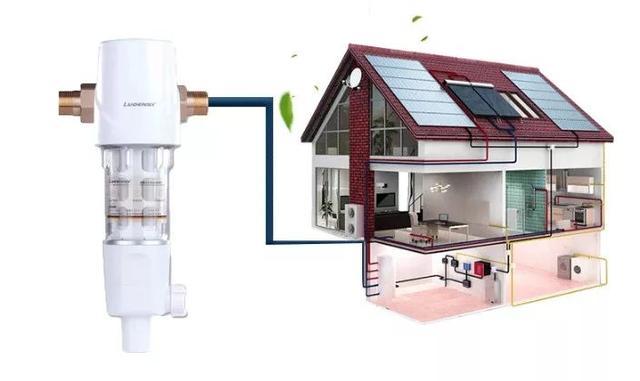 为什么建议每个家庭都安装前置过滤器