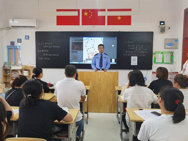 夢想啟程揚帆起航——海安市城南實驗小學西校區一年級新生報到