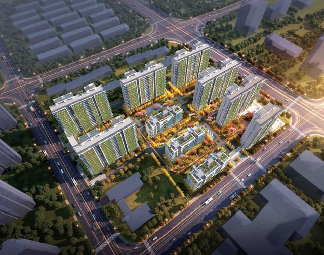 详规公示!新城区中央商务区西部片区又一项目要启动了_平顶山生活网插图4