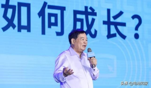 玻璃大王曹德旺:如今全世界汽车制造业向新能源车转型发展,你怎