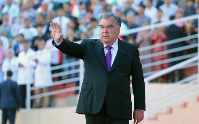 塔吉克斯坦总统拉赫蒙公布竞选纲领 规划三大优先任务-第1张