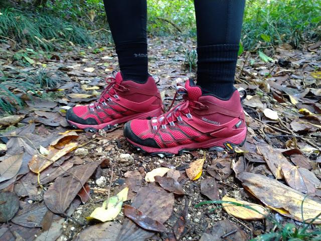 美國诺亚彩票下载wx17 com品牌MERRELL邁樂,新手的第一雙中幫防水登山鞋