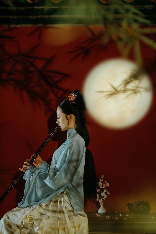 """超养眼的古风美人,他拍的照片展现了真正的""""中式美学"""""""