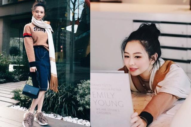 邱淑贞女儿沈月登上大刊封面,18岁星二代的时装进化之路-第10张