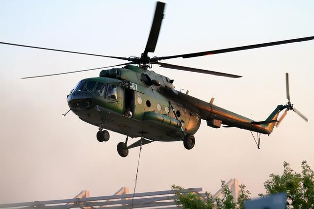 外媒:中国又向俄罗斯下单购买直升机,一次买了一百多架