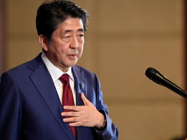安倍晋三:必须坚定支持世界卫生组织 日本不会减少援助