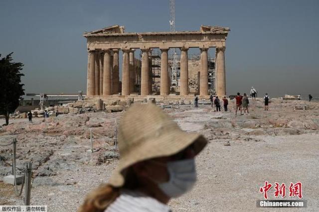"""希腊出现首个疫情""""危险级""""地区 当局提升限制禁令"""