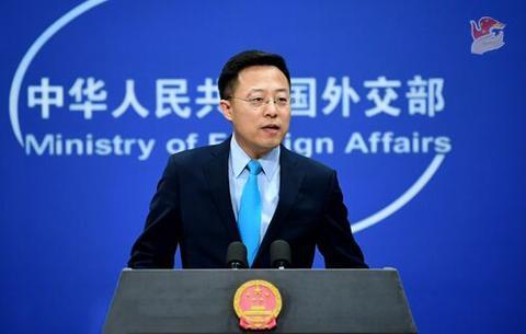 《华尔街日报》称中国警告将拘押在华美国公民,外交部回应