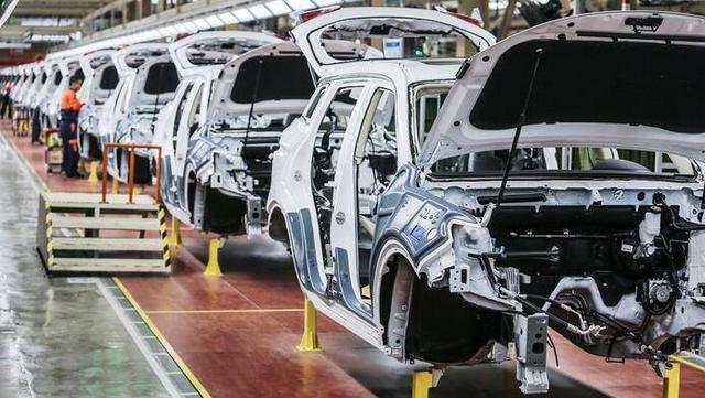 汽车产业按下消费升级转换键,供应链正恢复重构