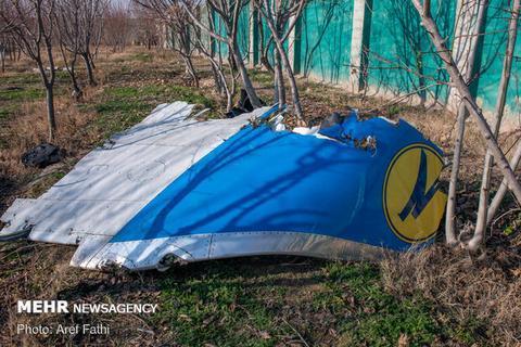 伊朗发布乌航坠机事件更多细节:机身有导弹碎片痕迹-第1张