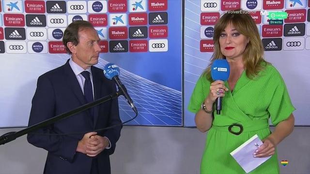 皇马高层:约维奇的进球迟早会到来 很遗憾阿扎尔再次受伤-第1张