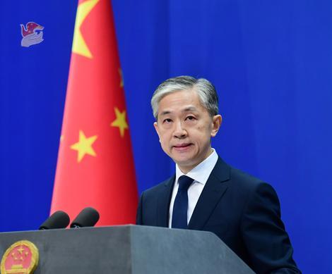 汪文斌纠正外媒记者:请你以后用中国台湾地区来称呼台湾【www.smxdc.net】