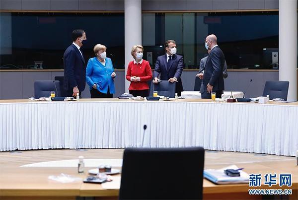 历时5天 欧盟峰会就经济复兴计划达成一致-今日股票_股票分析_股票吧