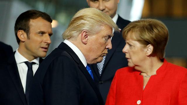 退了群的美国还想主导WHO改革谈判,德、法、意看不下去了