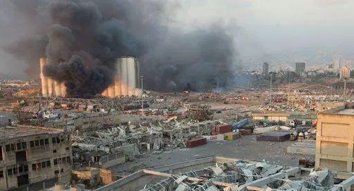 黎巴嫩爆炸案初步调查结果公布www.smxdc.net