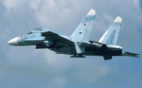 快讯!俄苏-27战机升空,拦截美国B-52H轰炸机www.smxdc.net