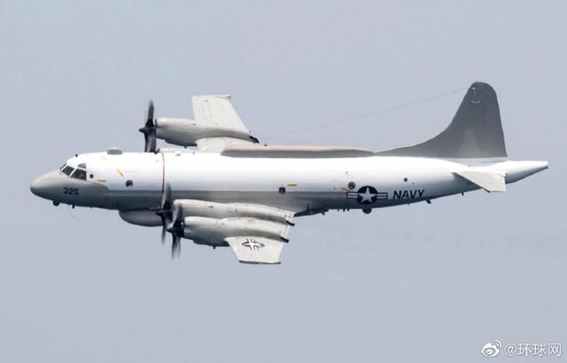 """罕见!美军侦察机被曝行踪诡异,""""疑似直接从台湾起飞""""www.smxdc.net"""