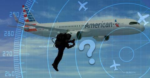 美国男子驾驶喷气背包靠近客机飞行,离地3000英尺,FBI紧急调查www.smxdc.net