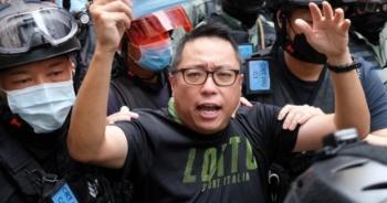 解气!乱港分子谭得志被捕 警方通报其涉嫌发表煽动文字#www.smxdc.net#