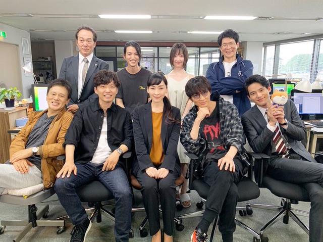 日 放送 miu404 初回 綾野剛&星野源W主演ドラマ『MIU404』、初回放送日決定